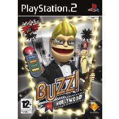 Juego Ps2 - Buzz Hollywood   Buzzer