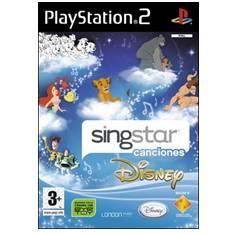 Juego Ps2 - Singstar Singalong Con Disney