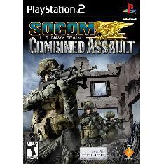 Juego Ps2 - Socom Combined Assault