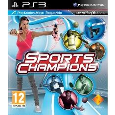 Juego Ps3 - Sports Champions