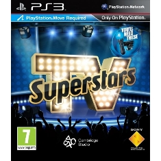 Juego Ps3 - Tv Superstars Move