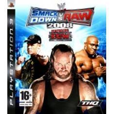 Juego Ps3 - Wwe Smackdown Vs Raw 08
