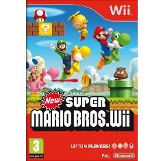 Juego Wii - New Super Mario Bros