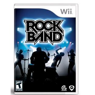 Juego Wii - Rock Band