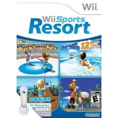 Juego Wii - Sport Resort    Wii Motion Plus