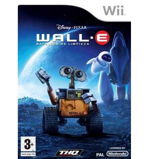 Juego Wii -  Wall-e