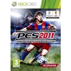 Juego Xbox 360 -  Pro Evolution Soccer 2011