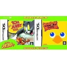 Pack Nintendo Ds - Final Fantasy Chocobo Tales   Tom Y Jerry