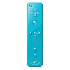Wii Accesorios - Mando Remoto Plus Azul Con Wii Motion Plus