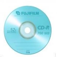 Cd Virgen Cd-r 700mb Fujifilm 52x Tarrina 10 Ud