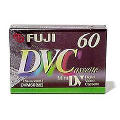 Cinta Mini Dv 60 Fujifilm  Digital Video Cassette  Unidad