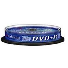 Dvd R 47 Gb Fujifilm 16x Tarrina De 10ud