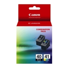 Multipack Canon Pg-40 Cl-41 Negro Color  Ip1200