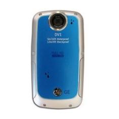 Camara De Video Y Foto General Electric Dv1 Azul