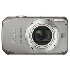 Camara Digital Canon Ixus 1000 Hs Plata 10mp Z10x 3 Litio