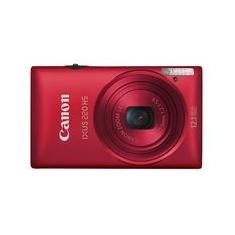 Camara Digital Canon Ixus 220 Hs Roja 121mpx Zo 5x 27 Litio