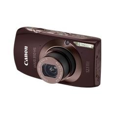 Camara Digital Canon Ixus 310 Hs Castano 121mp Z0 4x 32 Litio