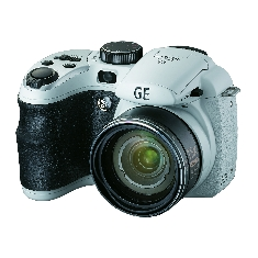 Camara Digital General Electric X5 Blanca
