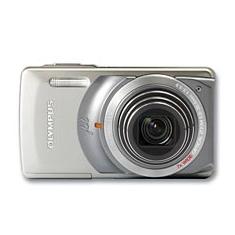 Camara Digital Olympus 7010 Plata  12 Mp Zo 7x  Lcd 27