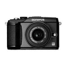 Camara Digital Olympus Ep-l2 Negra 12mp Kit 14-150mm Lcd 3