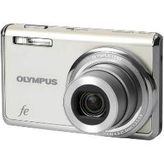 Camara Digital Olympus Fe-5035 Plata   Funda