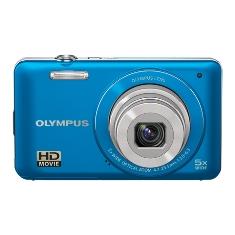 Camara Digital Olympus Vg-120 Azul 14 Mp Zo X5 Hd Lcd 3 Litio