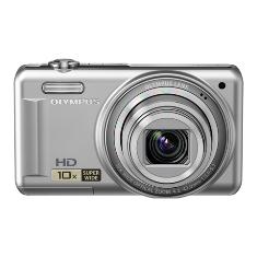 Camara Digital Olympus Vr-310 Plata 14 Mp Zo X10 Hd Lcd 3 Litio