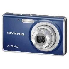 Camara Digital Olympus X-940 Azul   Funda