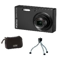Camara Digital Pentax Ls1100 Negra
