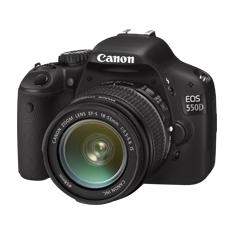 Camara Digital Reflex Canon Eos 550d  18-55mm Is