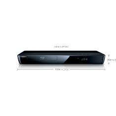 Dvd Blu Ray Samsung Sobremesa Full Hd  Wifi  Mp4  2 Usb  Hdmi  Descodificador Para 71