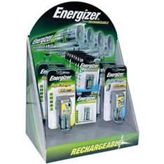 Expositor Energizer   Kit De Producto Recargable
