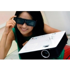 Gafas 3d Para Proyector Lg Bx327
