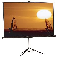 Pantalla Tripode Videoproyector 180x180