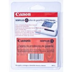 Ampliacion De Garantia Canon A 3 Anos Impresoras Multifuncion Foto