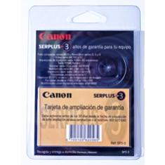 Ampliacion De Garantia Canon A 3 Anos Ixus Laser Video Mx Etc