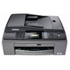 Multifuncion Brother Inkjet Color Mfc-j410 Fax A4