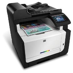 Multifuncion Hp Laser Color Laserjet Pro  Cm1415fn A4