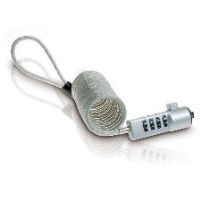 Cable Antirobo Para Portatil 190 M Con Candado Conceptronic