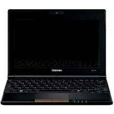 Mini Portatil Toshiba Netbook Nb520-108 Atom N455 166ghz 101 1gb