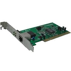 Tarjeta De Red Ethernet Pci 10