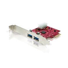 Ver TARJETA PCI EXPRESS CON 2 PUERTOS USB 30 EXTERNOS  CONCEPTRONIC
