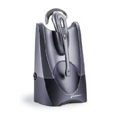 Auricular Cordless Cs60 Plantronic  Descolgador Para Telefono Fijo Con Cable