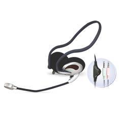 Auriculares Con Microfono Phoenix Stereo Diadema Sport