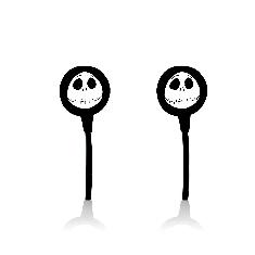 Auriculares De Diseno Stereo Pesadilla Antes De Navidad Disney