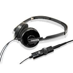 Auriculares Estereo Conceptronic  Plegables Para Escuchar Musica