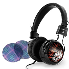 Auriculares Phoenix Phstreet Stereo