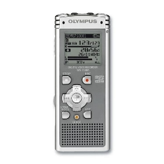 Grabadora Digital Olympus Ws-750m Gris 4gb Usb Conexion Pc