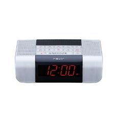Radio-reloj Despertador Nevir Nvr-332 Sintonizador Radio Digital