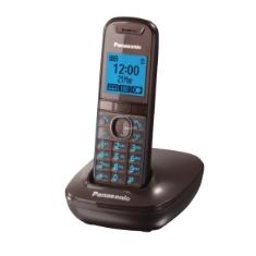 Telefono Inalambrico Digital Dect Panasonic Kx-tg5511spa  Marron Chocolate
